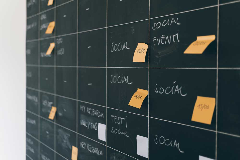 How to organize your business day